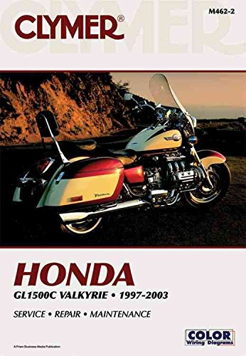 [Honda Gl1500C Valkyrie, 1997-2003 (Clymer Motorcycle Repair)] (By: Clymer Publications) [published: October, 2003]