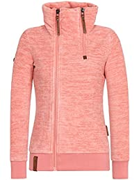Naketano Female Zipped Jacket Hamza Bau Ma J II