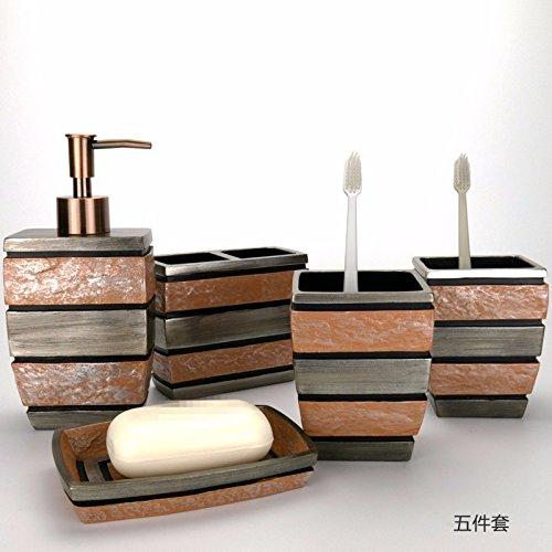 funf-satze-der-europaischen-bad-harz-waschen-suit-badezimmer-liefert-zahnburste-rack-kit