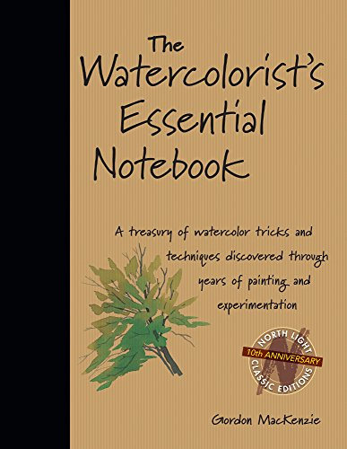 The Watercolorist's Essential Notebook