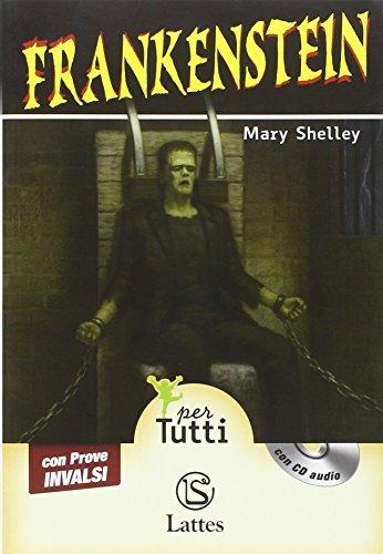 Frankenstein. Con prove INVALSI. Con CD Audio