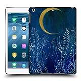 Head Case Designs Offizielle Mai Autumn Blumen Mond Weltraum Und Himmel Ruckseite Hülle für iPad Air (2013)