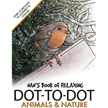 Nan's Book of Relaxing Dot-to-dot: Animals & Nature