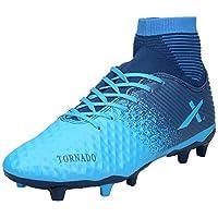 Vector X Tornado, Men's Soccer Shoes, Blue, 10 UK (44 EU)