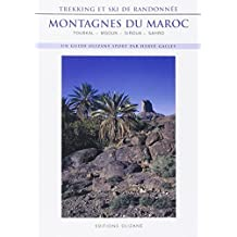 Montagnes du Maroc : Trekking et ski de randonnée