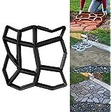 1 pieza D.I.Y. – Molde para Cemento, Molde para Hormigón,Molde para Hacer Pavimentos