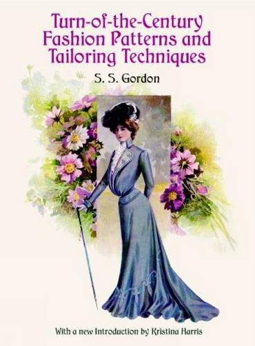 Turn-of-the-Century Fashion Pattern (Dover Fashion and Costumes)