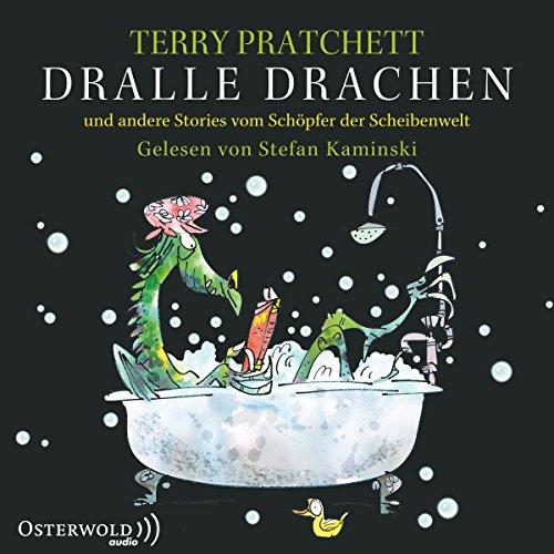 Buchseite und Rezensionen zu 'Dralle Drachen und andere Stories vom Schöpfer der Scheibenwelt' von Terry Pratchett