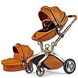 Hot Mom passeggino per bambini marrone,2020