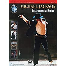 Michael Jackson Instrumental Solos for Strings: Violin
