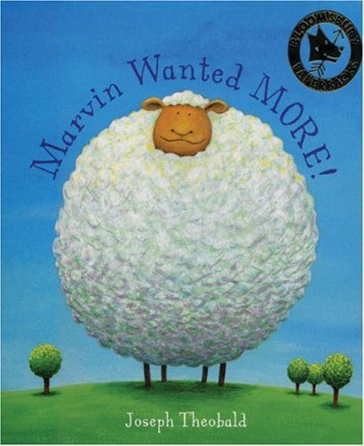 Marvin Wanted More (Bloomsbury Paperbacks) by Joseph Theobald (2004-03-01)