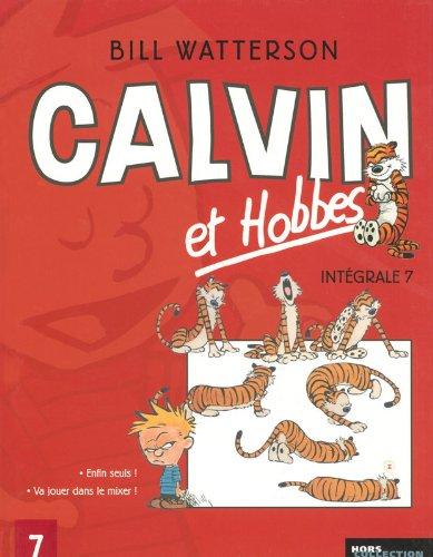 Intégrale Calvin et Hobbes T7