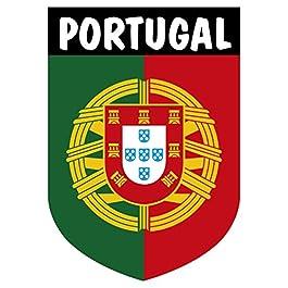Adesivo Stemma Portogallo con emblema