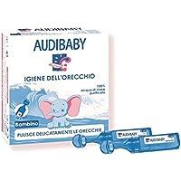 Audibaby Reinigungslösung für Ohren, 10 Stück preisvergleich bei billige-tabletten.eu