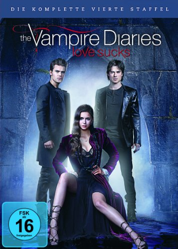 The Vampire Diaries - Staffel 4 [5 DVDs] - Vampire Diaries-staffel Vier