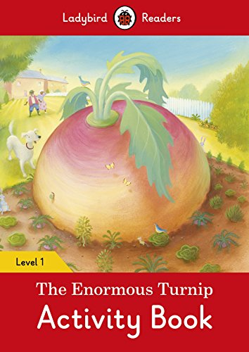 THE ENORMOUS TURNIP ACTIVITY BOOK (LB) (Ladybird)