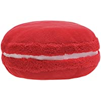 ChezMax creative Macaron Cuscino a forma di peluche rotondo cuscino decorativo throw pillow 14,5