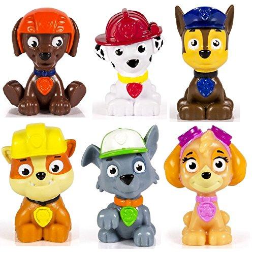 Paw Patrol Mini Figures