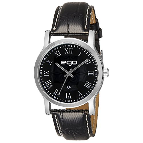 Maxima Attivo Analog Black Dial Men's Watch - 00601LAGC image
