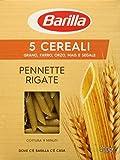 Barilla 5 Cereali - pennette rigate - 15 confezioni da 400 g [6kg]