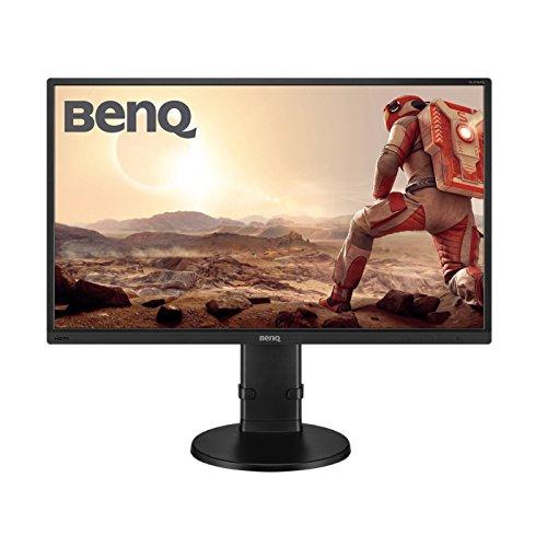 BenQ GL2706PQ 68,58 cm (27 Zoll) Monitor (LED, WQHD, HDMI, Displayport, 1ms Reaktionszeit, 2560 X 1440 Pixel) schwarz