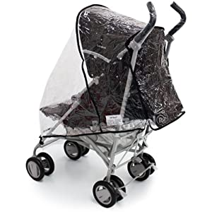 OBaby Atlas Stroller Raincover Professional Heavy Duty Rain Cover