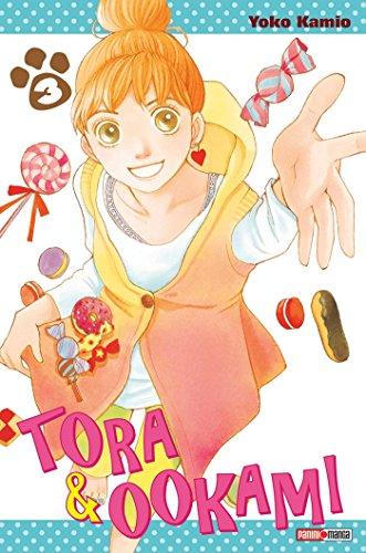 Tora & Ookami Vol.3