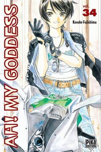 Ah ! My Goddess - Tome 34