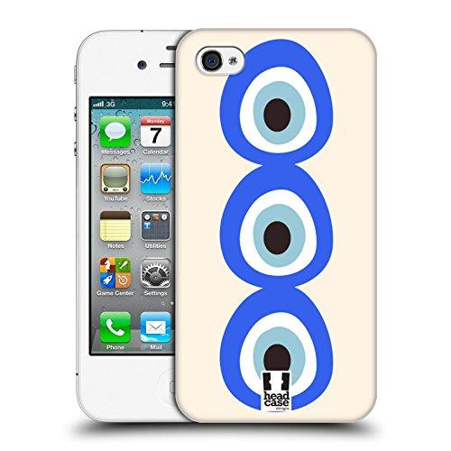 Head Case Designs Ritmo Evil Eye Cover Retro Rigida per Apple iPhone 7 Plus / 8 Plus Ammucchiate