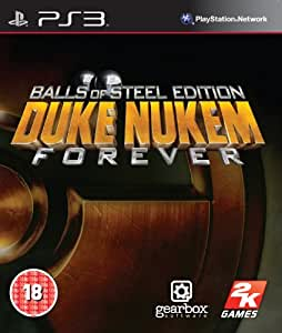 Duke Nukem Forever: Balls of Steel - Collectors' Edition (PS3)