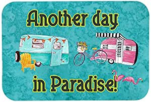 Another Day in Paradise Tapis de Bain Cuisine ou 24x 36
