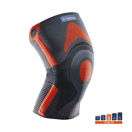 Genouillère rotulienne Thuasne Sport - Gris - Taille L