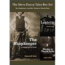 Steve Dancy Tales, Three Novel Box Set