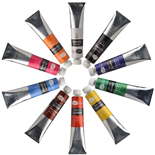 artinar-oil-paint-10-200ml-tubes-professinal-artist-oil-paint-set-highly-pigmented