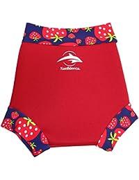 Konfidence neonappy braguita, Neoprene Swim, Red/Strawberry, small