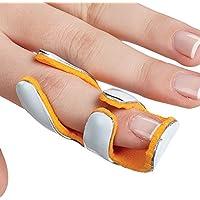 Frog Fingerschiene zum Stabilisieren, Immobilisieren und Schutz vor distalen Phalanx-Brüchen, erhältlich in 3... preisvergleich bei billige-tabletten.eu