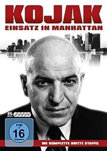 Kojak - Einsatz in Manhattan: Die komplette dritte Staffel [5 DVDs]