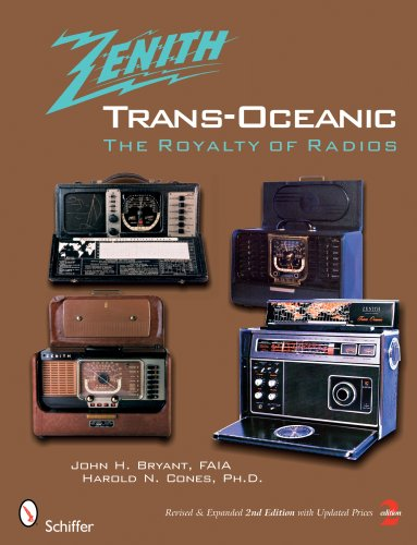 The Zenith (R) TRANS-OCEANIC: The Royalty of Radios Trans-oceanic Radio