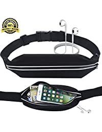 New In Imported Product Running Belt, Sports Running Waist Pack Runners Belt Reflective - Amazing Large Space...