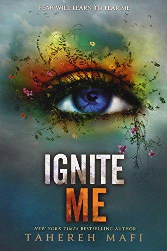 Buchseite und Rezensionen zu 'Ignite Me (Shatter Me, Band 3)' von Tahereh Mafi