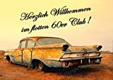 DigitalOase BILD/Poster + GeburtstagsKarte im Set 60