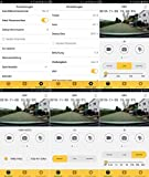 NavGear 4K-Dashcam mit G-Sensor, WLAN, Bewegungserk., UHD, 170°-Weitwinkel -