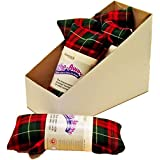 Herbal Heatpack Herbal Heatpack Lavande et de blé Tartan Lot X