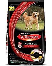 PURINA SUPERCOAT Adult Dry Dog Food - 2kg Pack