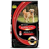 PURINA SUPERCOAT Adult Dry Dog Food with Chicken – 2kg Pack