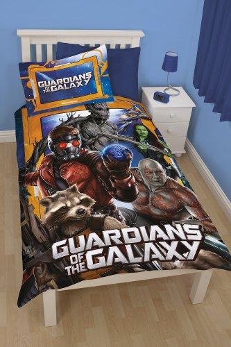 Guardianes de la Galaxia Misfits Individual Panel de edredón