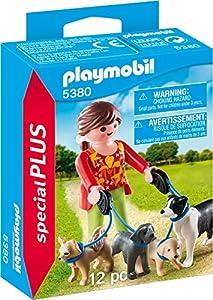 Playmobil Mujer con Perros 5380