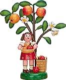 Herbstkinder Jahresfigur 2018 Apfel - 13 cm