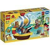 LEGO Duplo - Jake y los piratas 3, juego de construcción (10514)