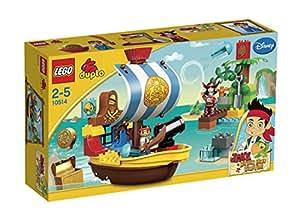 LEGO Duplo Jake 10514 - Bucky il Vascello di Jake